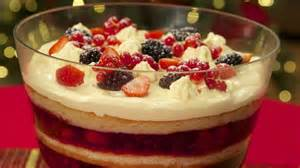Christmas Trifle Desserts Food Network