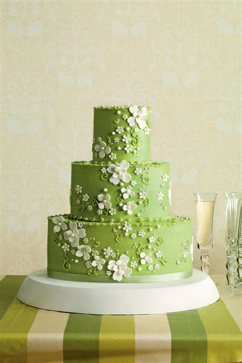 wedding cakes  pictures southern living
