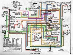 Wire Diagram Dodge D200  Dodge  Vehicle Wiring Diagrams