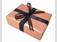 Wrapping Paper 500mm x 60M Metallic Rose Gold Pearl Copper