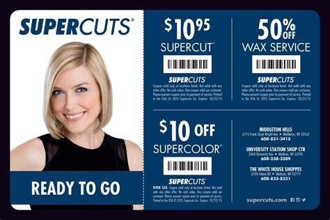 Supercuts Highlights Coupon