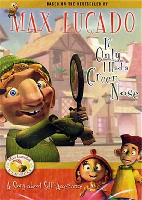 wemmicks      green nose dvd  christian