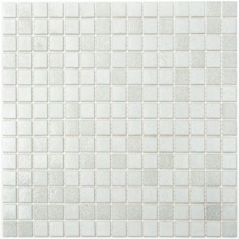 Glasmosaik Fliesen Weiss Mix Tm33462