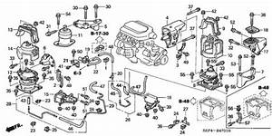 Genuine Oem Rubber Assembly  Rear Engine Mounting  At