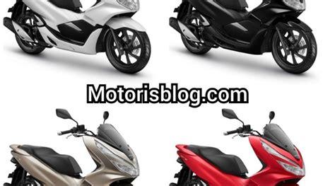 Pcx 2018 Fitur by All New Honda Pcx 2018 Harga Power Fitur Dan Aksesoris