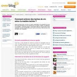 Enlever Tache De Vin Rouge : tache de vin pearltrees ~ Melissatoandfro.com Idées de Décoration