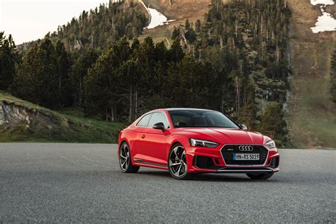 Audi Rs5 by 2017 Audi Rs5 Points To Evolutionary Design Language Audi