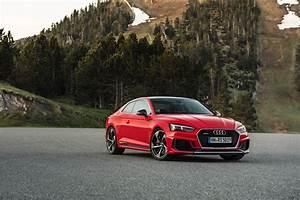 2017 Audi Rs5 Points To Evolutionary Design Language  Audi