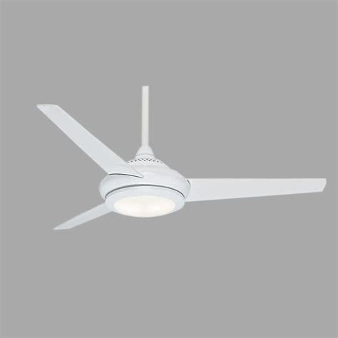 casablanca first home ceiling fan casablanca tercera 52 in indoor snow white ceiling fan