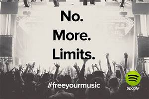 Spotify Drops Free Web Listening Time Limit Everywhere – A ...