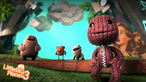 littlebigplanet  ps  ps comparison video vg