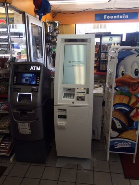 bitcoin atm  chamblee shell gas station