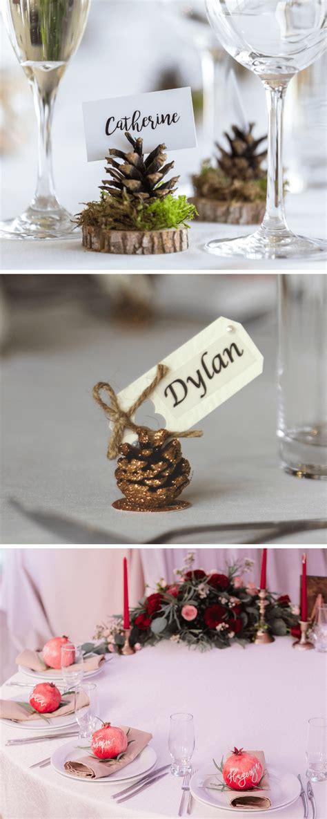 Ideen Für Fotos by 30 Einfache Ideen F 252 R Diy Tischkarten Hochzeitskiste