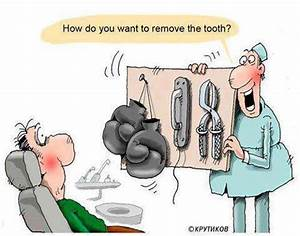 Cartoon Of The ... Tooth Extraction Quotes