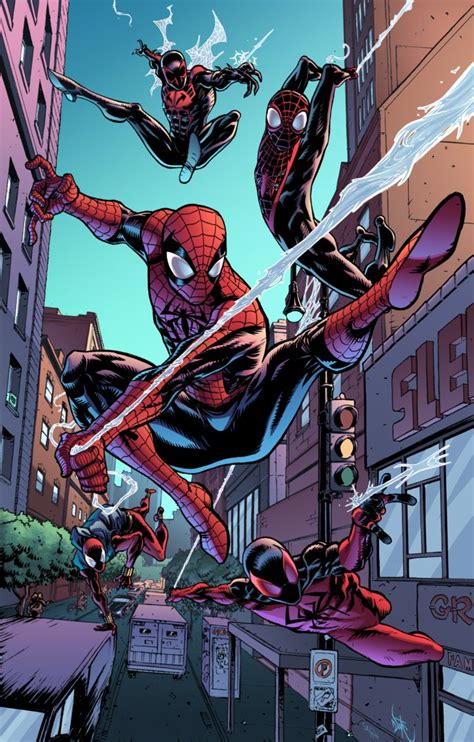 Spidermen By Jskipper On Deviantart