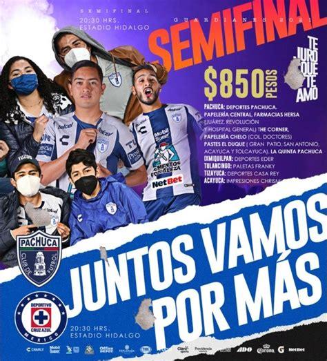 Cruz azul, en sus redes sociales, publicó el mensaje de que comenzaba la venta de boletos. Pachuca vs Cruz Azul: Todo sobre la venta de boletos para la ida de las semis de Liguilla ...