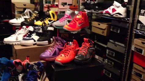 Lebron Shoe Closet by Should Nike Retro Lebron Shoes My Updated Lebron
