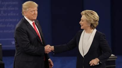 Hillary Clinton and Donald Trump agree: The carried