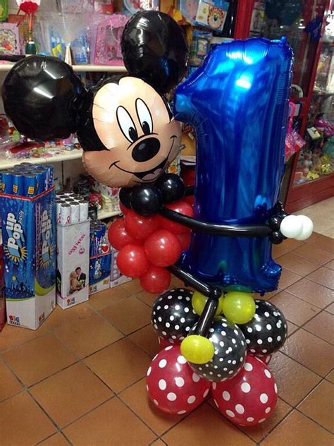 Mickey And Minnie Balloon Decorations - 2107 best images about balloons on balloon