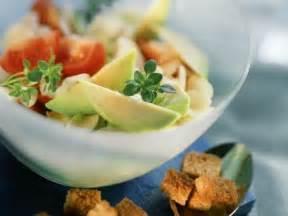 Spargel Avocado Salat : avocado spargel salat mit croutons tomaten und thymian ~ Lizthompson.info Haus und Dekorationen