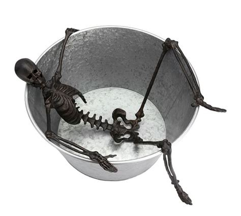 Pottery Barn Skeleton by Skeleton Large Bath Pottery Barn