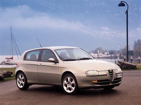 Alfa Romeo 147 5 Doors Specs 2000 2001 2002 2003
