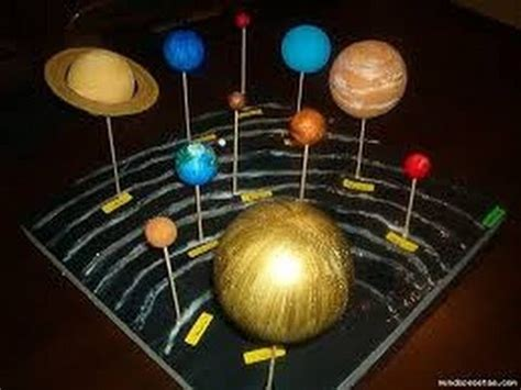 como hacer los planetas con material reciclable apexwallpapers como hacer una maqueta del sistema solar 1 youtube