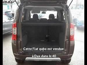 Fiat Qubo Occasion : fiat qubo occasion visible dax pr sent e par milano automobiles dax youtube ~ Maxctalentgroup.com Avis de Voitures
