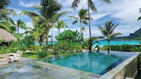 Four Seasons Resort Bora Bora Celebrity Style Weddings
