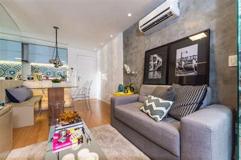 decoracao de apartamento de  super compacto mais