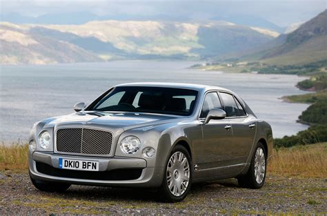 Bentley Car : Bentley Mulsanne Wins International Readers' Award
