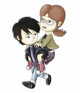 Despicable Me 2 Margo And Antonio Drawing   www.pixshark ...
