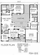 House Plans Courtyard Home In Shenandoah Valley VA Area Low Maintenance Home With Dark Exterior Somers Courtyard House 11 Italian Courtyard Garden Design Ideas Best House Design Ideas