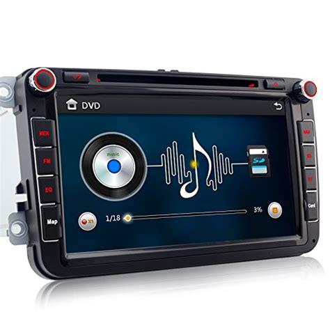 a sure autoradio a sure 8 zoll 2 din 3g dab autoradio navi dvd gps vmcd bluetooth tmc fm radio rds f 252 r vw passat