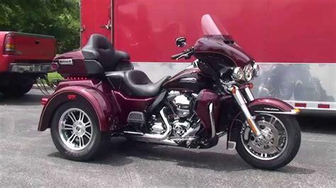 New 2014 Harley Davidson 3 Wheeler Trike For Sale