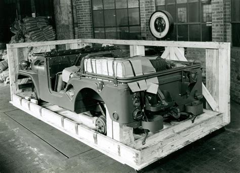 Crated jeeps do exist!   MILITARY VEHICLES   U.S