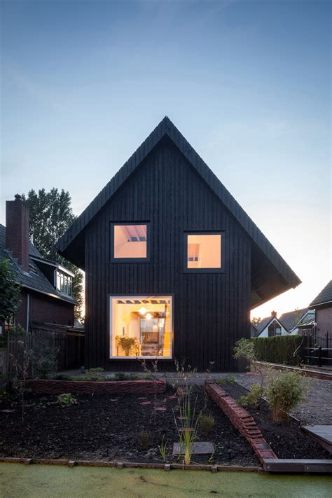 brick house replaced    sustainable timber house