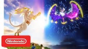 pokemon sun and moon are among nintendos top picks of 2016