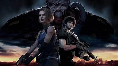 Resident Evil Remake Characters Capcom Videogamer