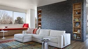 Stone, Accent, Walls, 7, Interior, Design, Ideas, For, Your, Home