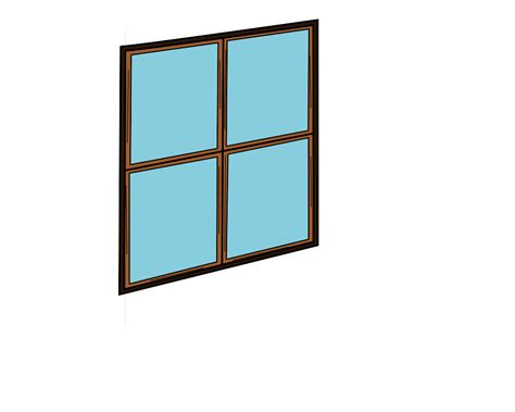 Outside Window Clipart