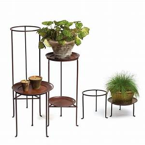 Iron, Plant, Stands