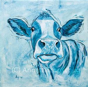 Kuh Bilder Auf Leinwand : original kuh leo acryl auf leinwand 30x30 cm zu kaufen ~ Whattoseeinmadrid.com Haus und Dekorationen