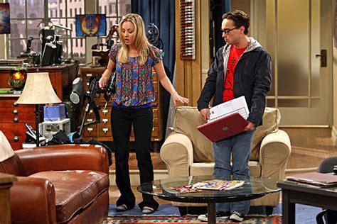 big bang theory  cushion saturation tv episode