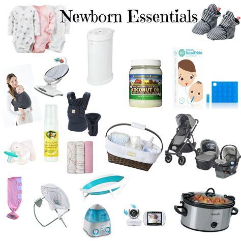 newborn baby essentials baby essentials list for