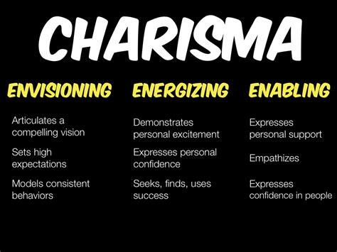 desk   jobs charismatic leadership
