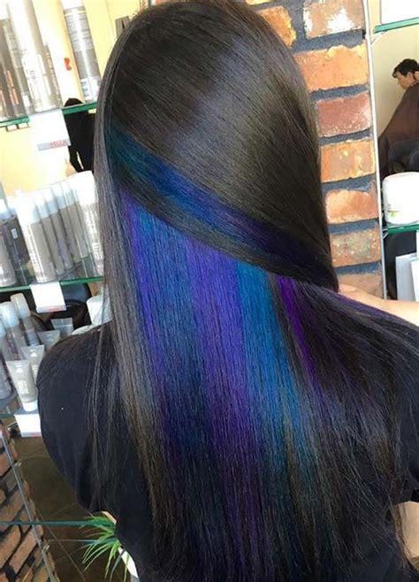 Hair Color On Black Hair by 100 Hair Colors Black Brown