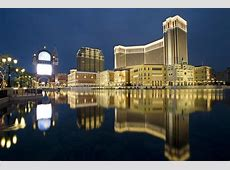 The Venetian Macao Hotel in Macau Thousand Wonders