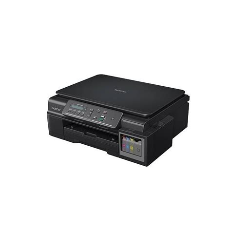 First it has a tray in the entrance for feeding paper, so in contrast to prime feeding printers like epson cannon hp etc which occupy vertical space. Brother Driver Dcp-T500W / Multifuncional Brother Dcp T500w Tinta Continua Wi Fi Intercompras ...