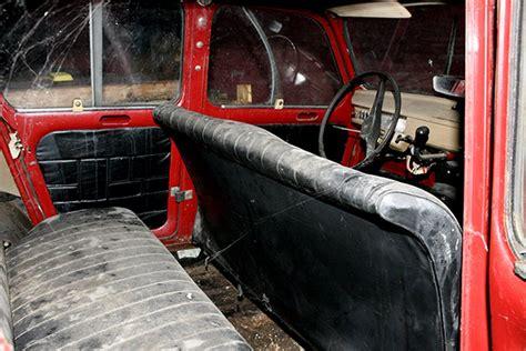La Renault 4 dove fu trovato Moro, presto in un museo ...